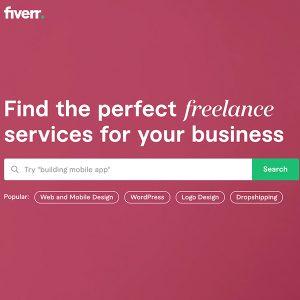 Fiverr-Best Freelance Services for Irish Businesses