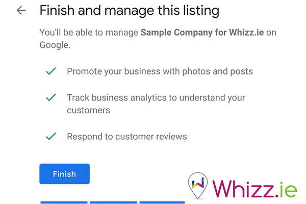 Finish-and-manage-your-listing-on-Google-My-Business-by-Whizz.ie