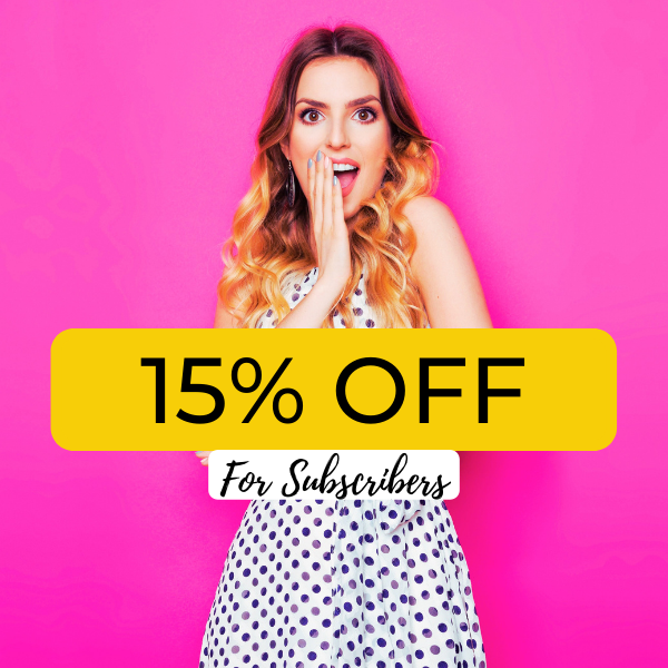 15% Off for Subscribers - Whizz.ie